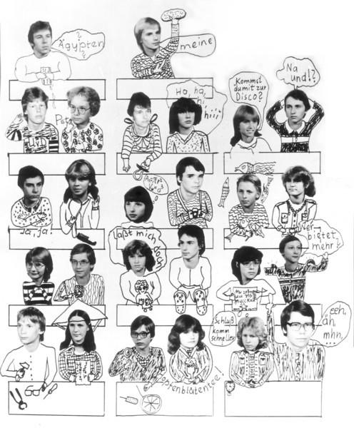 Kennenlernen klasse 9